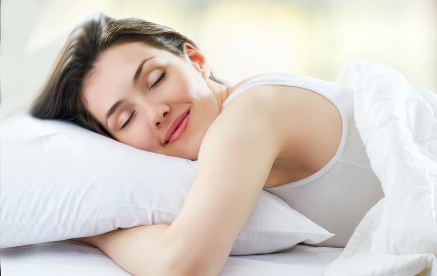 Massage improves sleep