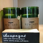 affordable gifts, Rewined Candle