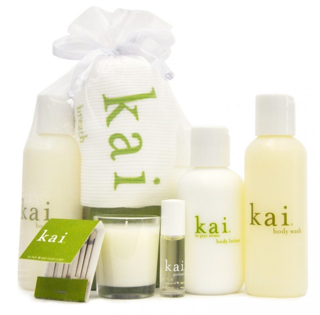 Kai Fragrance, Spa gifts