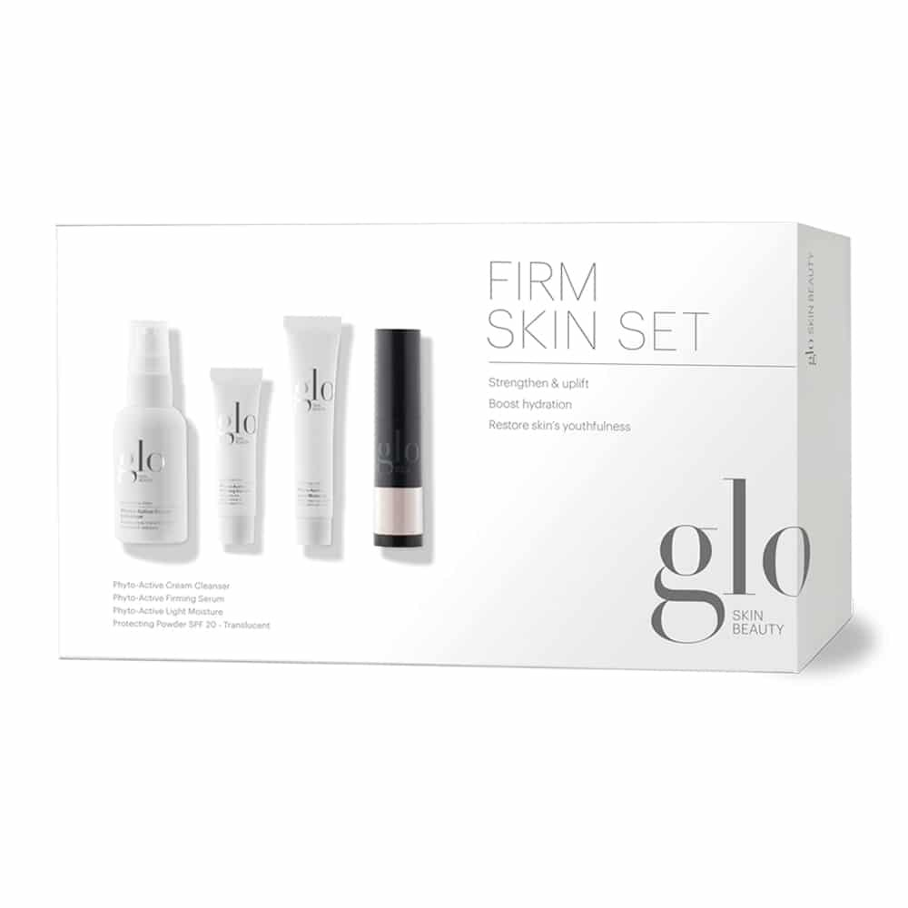 antiaging skincare from glo skin beauty, spa facial care