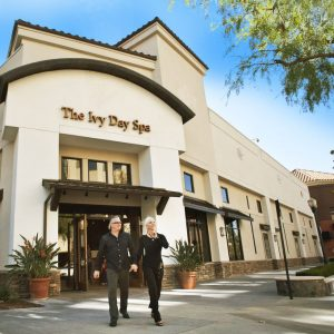Valencia Day Spa, complete amenities for men and women