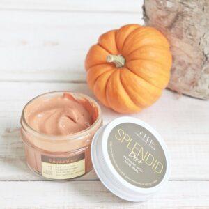 splendid dirt pumpkin mask farmhouse fresh